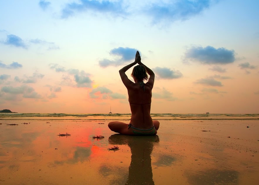 Yoga meditation day - DEMO